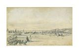 Siseton Lodges  Traverse Des Sioux  1851