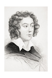 Henry Purcell  from 'Old England's Worthies' by Lord Brougham and Others  Published London  C1880s