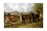 Morning: Preparing to Plough  1848