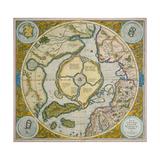 Septentrionalium Terrarum Descriptio  1595