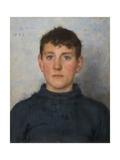 Portrait of Jack Rolling  1888