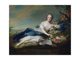 Portrait of Henriette De France  C1742