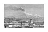Mount Etna  from Catania