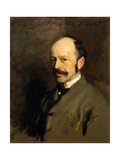 Portrait of Gustav Natorp  C1883-84
