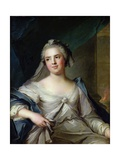Madame Henriette as a Vestal Virgin  1751
