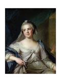 Madame Henriette as a Vestal Virgin  1751