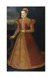 Portrait of an Unknown Lady  C1575