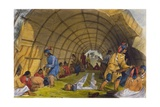 Medicine Dance of the Winnebagoes  1853