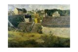 Houses at Vaugirard  1880