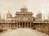The King's Palace in the Kaiser Bagh  Lucknow