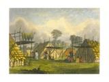 Dakotah Village  1853