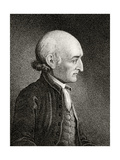 George Wythe  Engraved by James Barton Longacre (1794-1869)