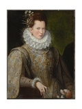 Portrait of a Lady  1590s