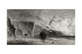Midnight in September  Engraved by G Ulman  from 'Arctic Explorations in the Years 1853  54 …