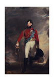 Portrait of King George Iv