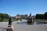 Drottningholm Palace  from the Gardens