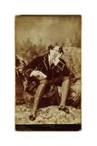 Portrait of Oscar Wilde  1882