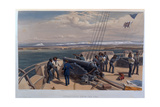 Sebastopol from the Sea  Engraved by T Picken  from 'The Seat of War in the East - First…