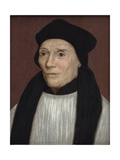 Portrait of John Fisher  Bishop of Rochester  Mid-16th Century