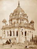 The Tower of the Wife of Sadaat Ally in the Kaiser Bagh Palace  Lucknow