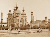 Mosque in the Husainabad Emambarah  Lucknow