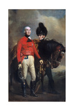 Sir Francis Rawdon-Hastings  2nd Earl of Moira  C1813
