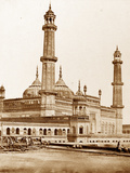 Mosque Inside Asophoo Dowlahs Emambara  Lucknow