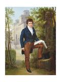 Portrait of Nicolas-Pierre Tiolier  C1817