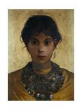 A Capri Witch  1884-85