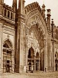Summa Musjid Gate  Lucknow