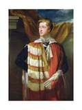 Portrait of William Spencer Cavendish  6th Duke of Devonshire  C1822-86