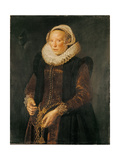 Portrait of a Woman  C1611