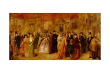 The Private View  1881