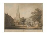 Salisbury Cathedral  1798