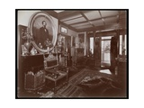 A Room at the Westmoreland Davis Residence in Tuxedo Park  New York  1899