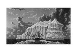 Iceberg in Baffin's Bay  July 1819  from 'Journal of a Voyage for the Discovery of a North West…