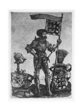 George III Truchsess (Steward) of Waldburg-Zeil  as Captain of the Swabian League  C1526-30