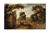 Summer Landscape (The Road to Emmaus) 1612-13