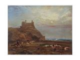 Harlech Castle  1820