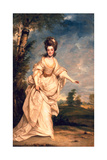Diana  Viscountess Crosbie  1777
