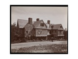The Nicholas Fish Residence and Drive in Tuxedo Park  New York  1899