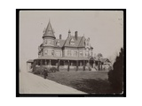 The Edwin Gould Residence at Rhinecliffe or Rhinebeck  New York  1893-94