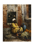 The Orange Seller  1882