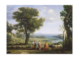 Landscape with the Heliads Searching for their Brother Phaeton
