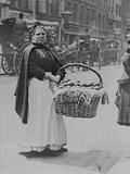 A Woman Potato Seller in London