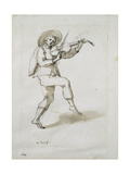 Man with Viol