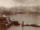 Chao Phraya River  1890