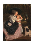 Lavinia  Countess Spencer  and John Charles Spencer  Viscount Althorp  Later Earl Spencer …