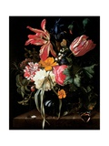 Still Life of Flowers  1669