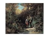 Stalking  1865-70